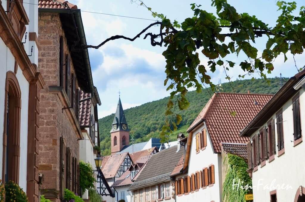 Ortskern Von St Martin Mit Bildern Kurztrip Pfalz Urlaub In Deutschland