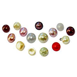 Boutons de perle
