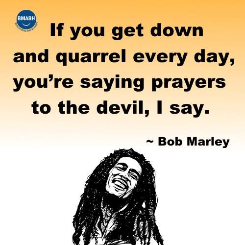 Love Quotes About Life: Inspirational Bob Marley Quotes On Love And Life (Pictures