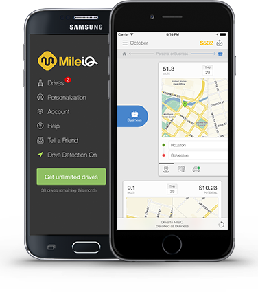 Mileage Tracking App  Automatic Easy Smart Mileage Log  Mileiq