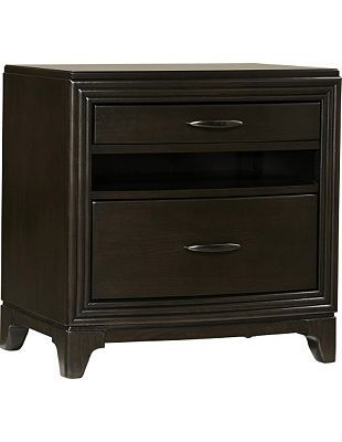 Havertys Asher Nightstand Nightstand Bedside Tables