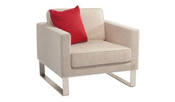 Romantique Sofa Single Seater