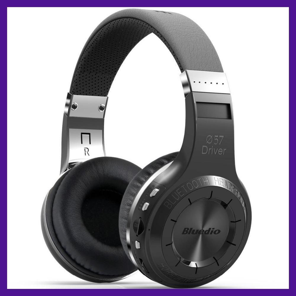 eb44ee5ba09 Hifi Casque Audio Auriculares Bluetooth Headset Big Earphone Head Phone  Computer PC Cordless Wireless Headphone With