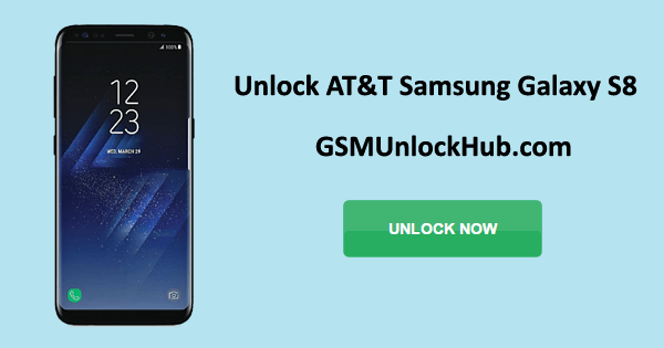 Unlock At T Samsung Galaxy S8 Allows You To Use Any Network Provider Sim Card Worldwide It Removes The Network Lock On Your P Samsung Galaxy Samsung Galaxy S8
