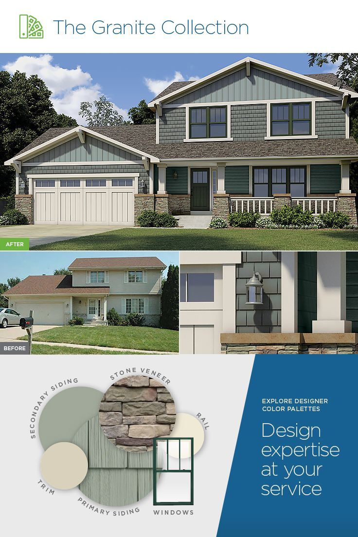 Looking For Stately Style Mastic Siding Featured Color