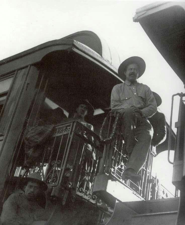 The Train Revolucion Mexicana Pancho Villa Y Fotos Antiguas