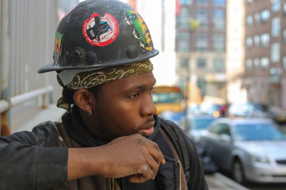 Humans of New York  - what is your greatest fear