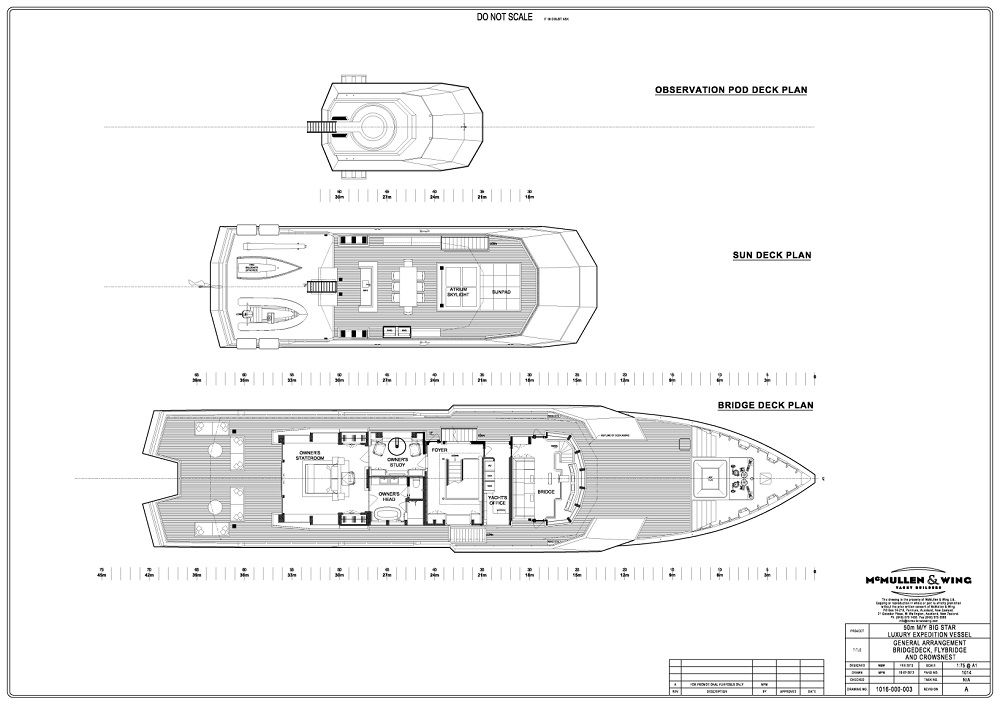 New designs released for Project Big Star - Under Construction - SuperyachtTimes.com