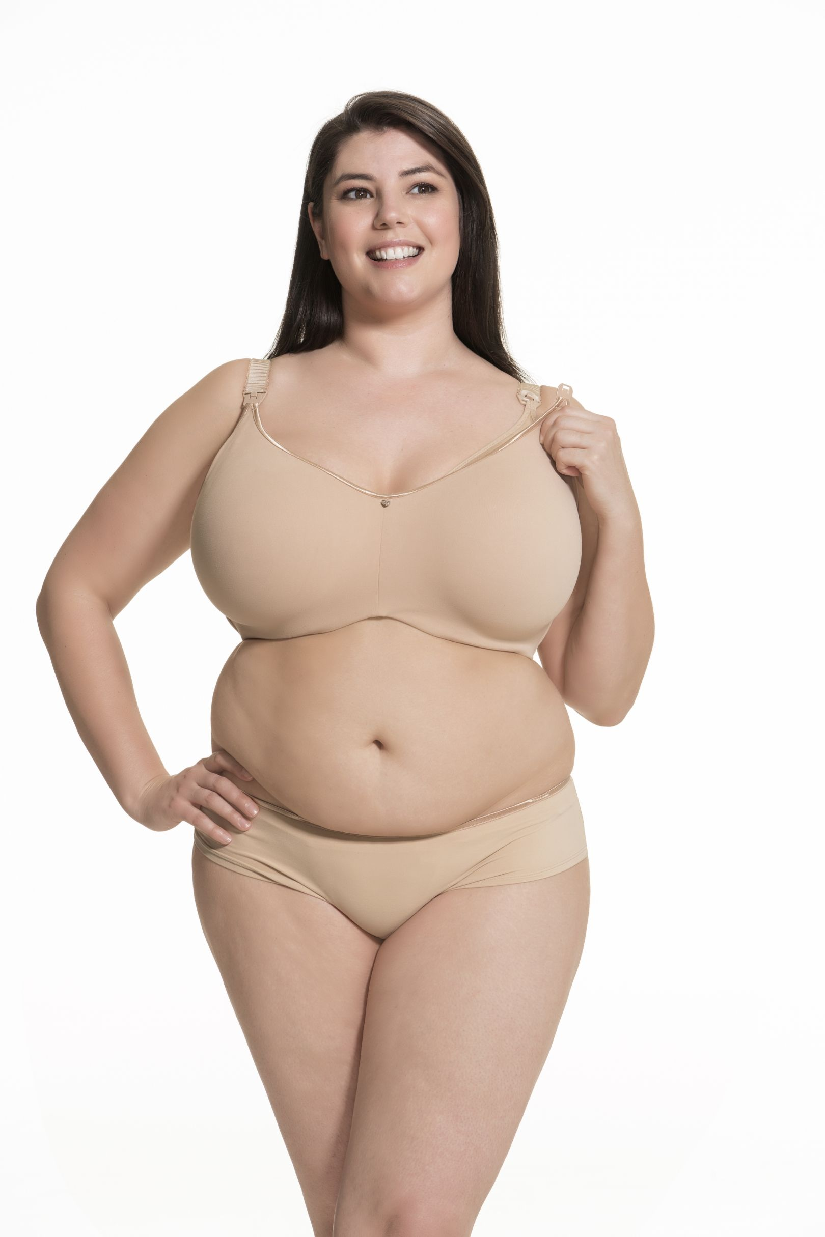 f2f07a1320501 Croissant Smoothing Flexi Wire Spacer Bra | Clare (Cake Maternity ...