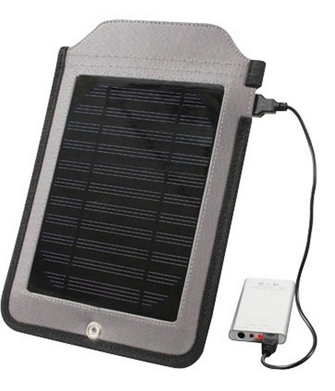Military Solar Charger Set Scr601 Survival Gear Solar