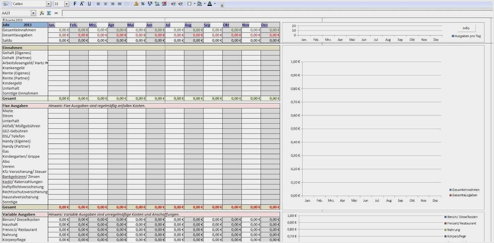 30 Schon Haushaltsbuch Excel Vorlage Kostenlos 2018 Bilder In 2020 Haushaltsbuch Excel Vorlage Haushaltsbuch Vorlage Haushaltsbuch Excel
