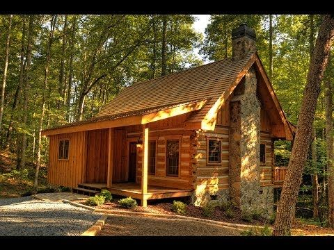 Tiny House Cabin 12x30 7 695 Youtube With Images