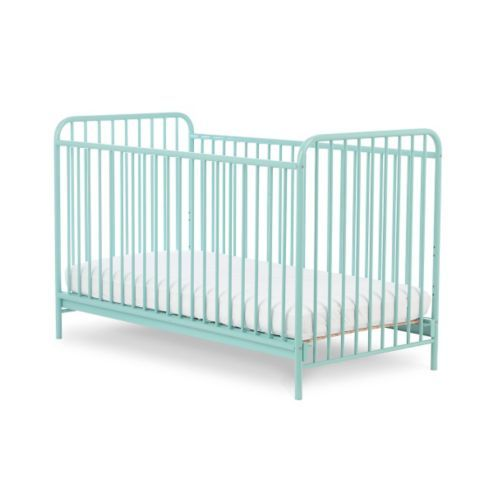 Mothercare Carnaby Cot Bed - Turquoise | nursery mood board | Pinterest