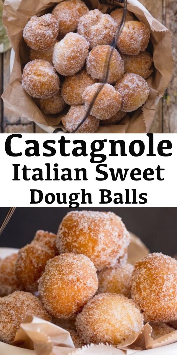 Photo of Castagnole – Italian Sweet Dough Balls
