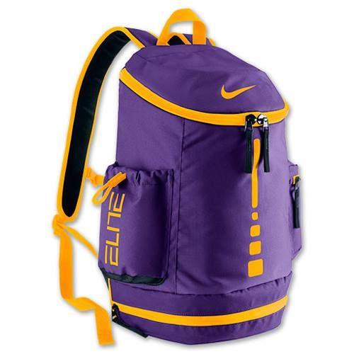 4927546122a0 Nike Hoops Elite Team Backpack Gym Bag Black Gray Navy Royal Pink Red  BA4724