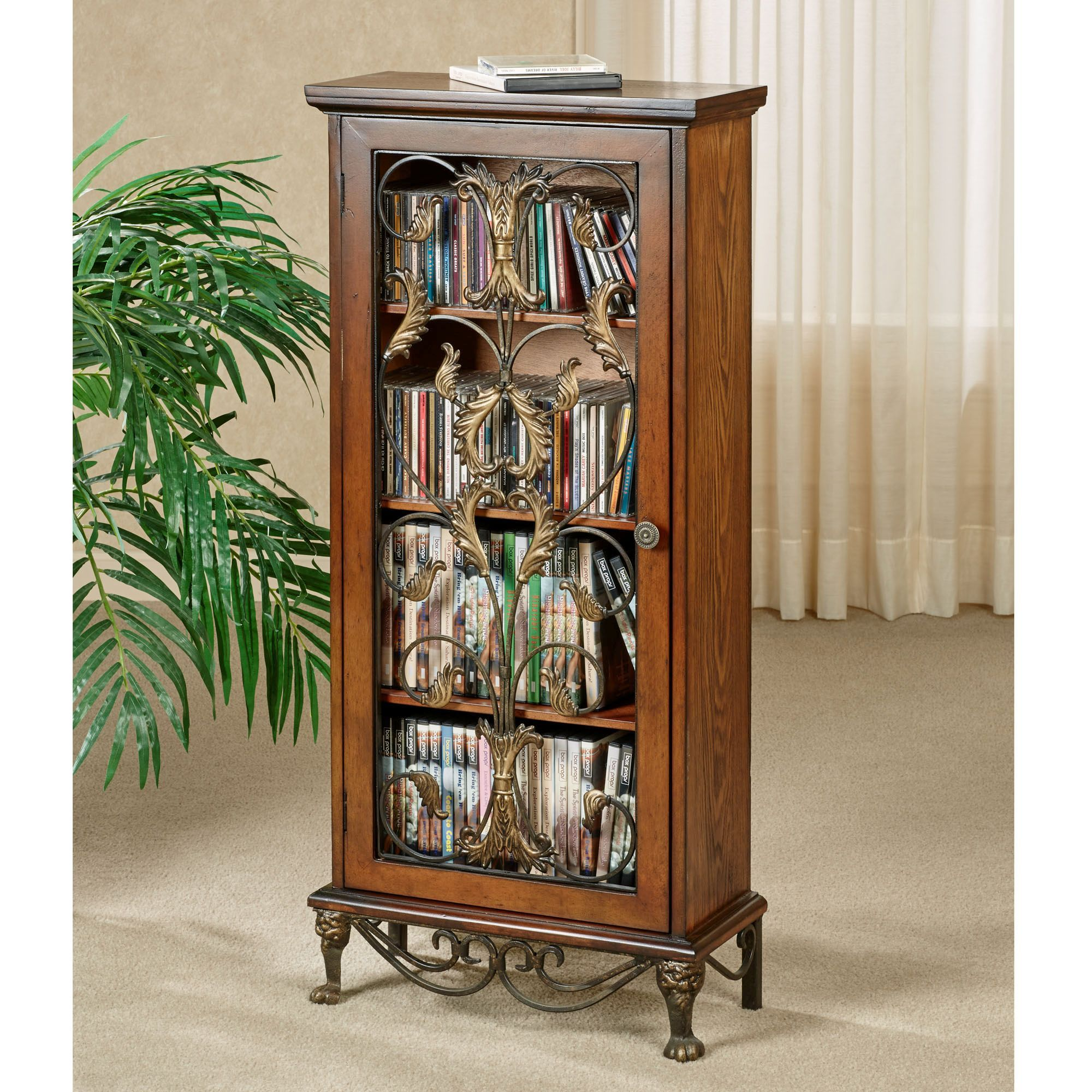 Lockable Dvd Storage Cabinet Dvd Storage Furniture Cabinets Roselawnlutheran