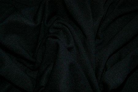 NB 1773-69 Tricot uni zwart? De Stoffenkraam > Tricot online bestellen.