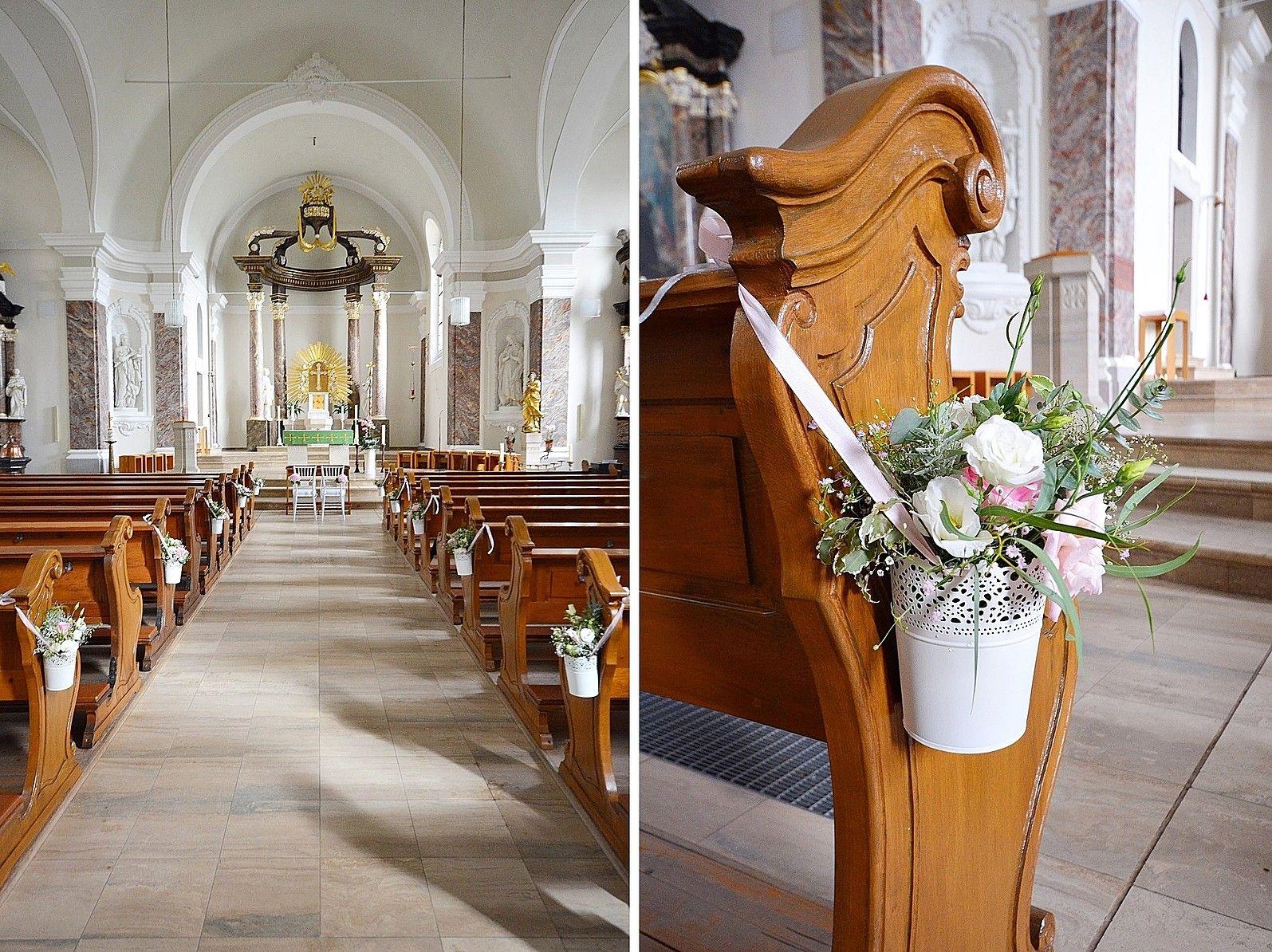 Kirchendekoration Hochzeit Kirchendekoration Kirchenschmuck Luzern