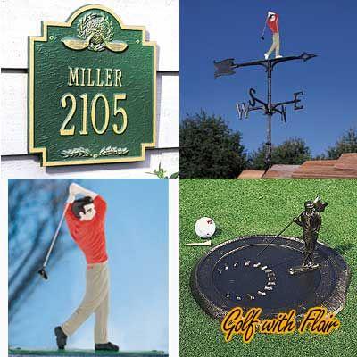 Create An Outdoor Golf Decor Extend, Golf Outdoor Decor