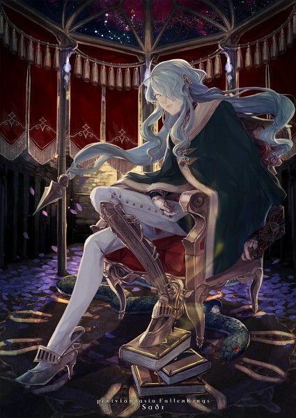 Pixiv Fantasia: Fallen Kings/#1679452 - Zerochan Mobile
