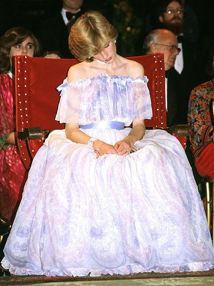 "Sleeping Beauty""I felt compelled to perform,"" Diana had said, ""To do my engagements and not let people down."" Still, she filled her schedule – but couldn't help but fall asleep during a 1981 event. (It was later revealed that, at the time, she was pregnant with William."