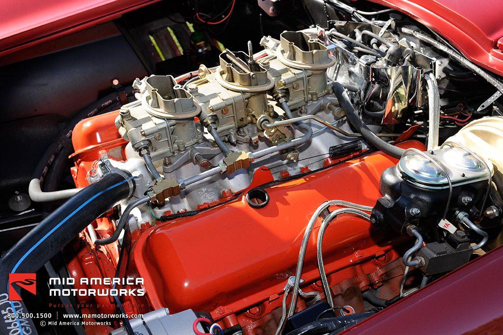 1967 Corvette 427 Engine 427 Day Celebrating The 427