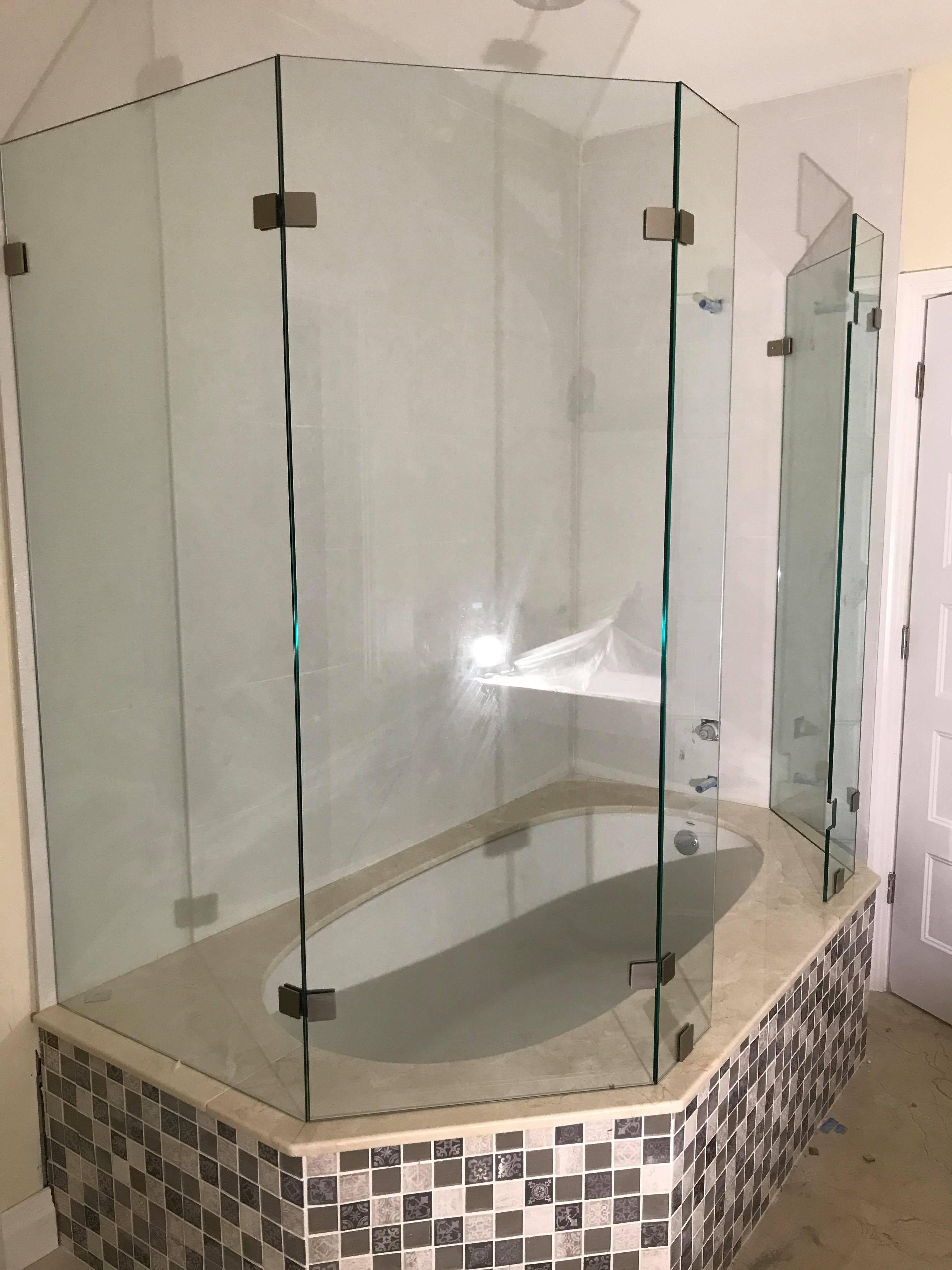 Shower Ducha Enclosure Miami Florida Bathtub Shower Doors