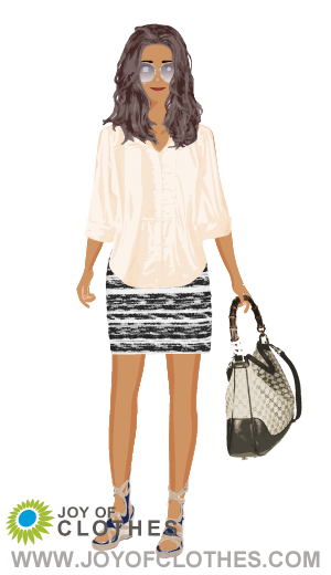 Hot chic - By Anuja