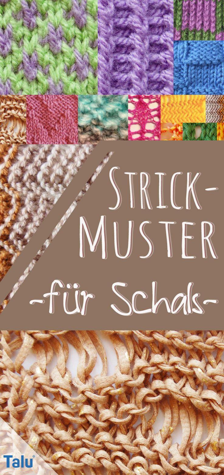 Photo of Strickmuster für Schals: 10 kostenlose Muster