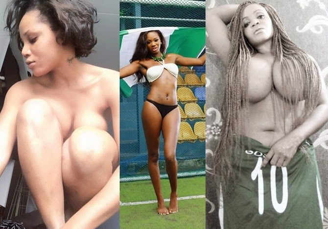 nudes pictures nollywood