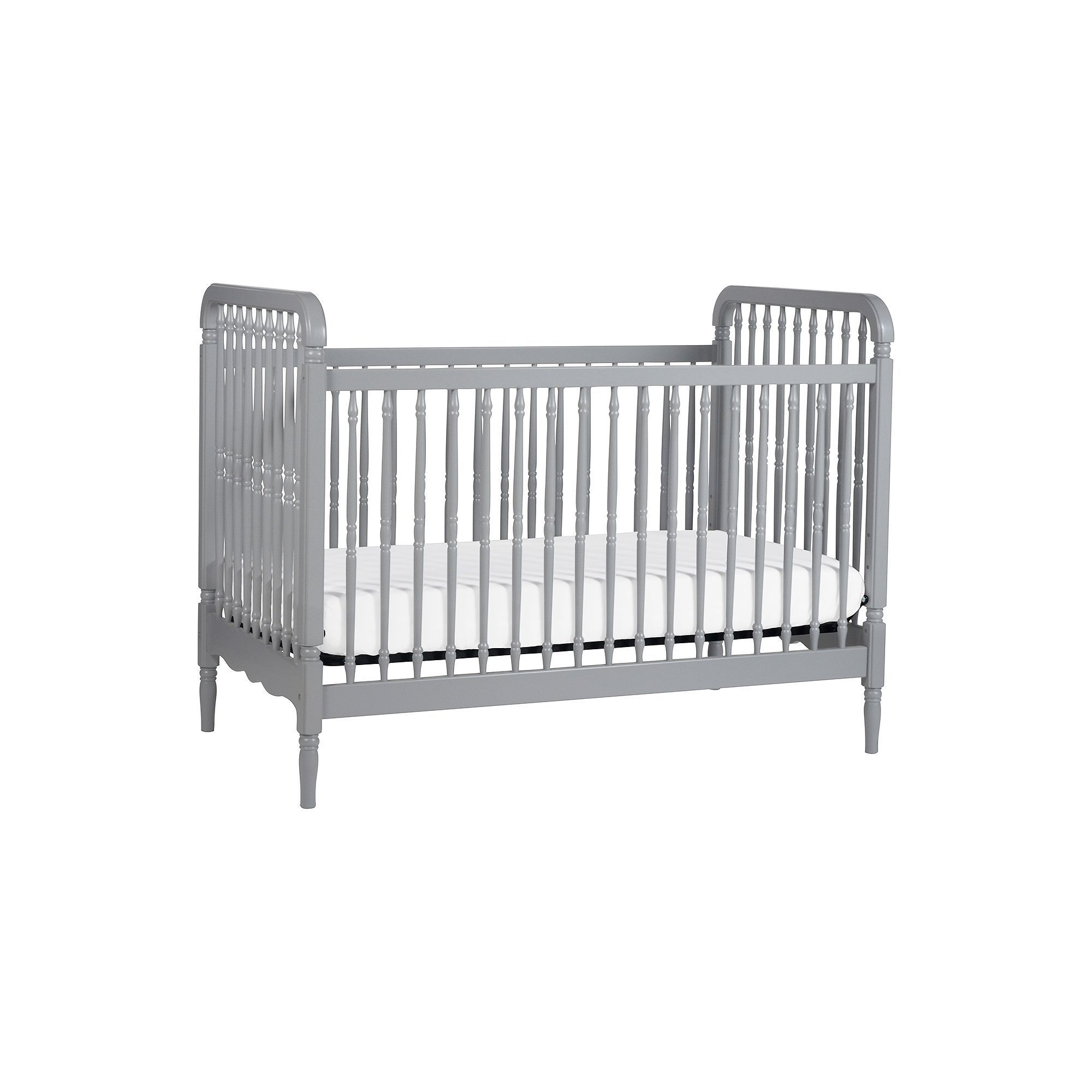 Million Dollar Baby Liberty 3 In 1 Convertible Crib With Toddler