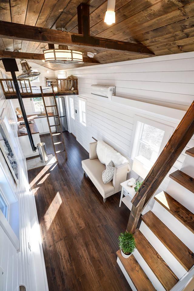 Custom Loft Edition by Mint Tiny Homes - Tiny Living