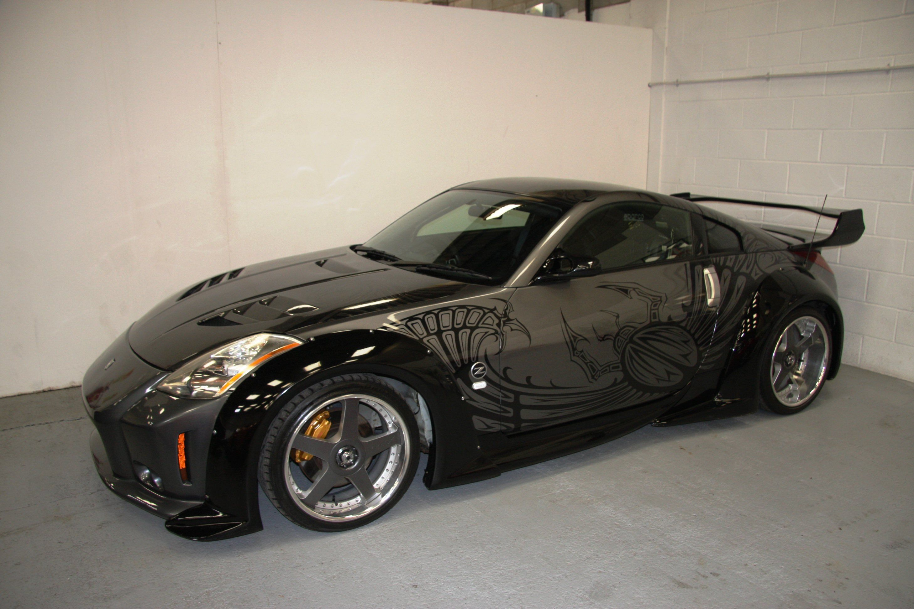 DK\'s Nissan 350Z from Tokyo Drift For Sale at £149,995 | Cars that ...