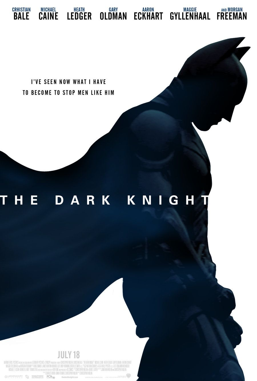 The Dark Knight Movie Poster With Images The Dark Knight