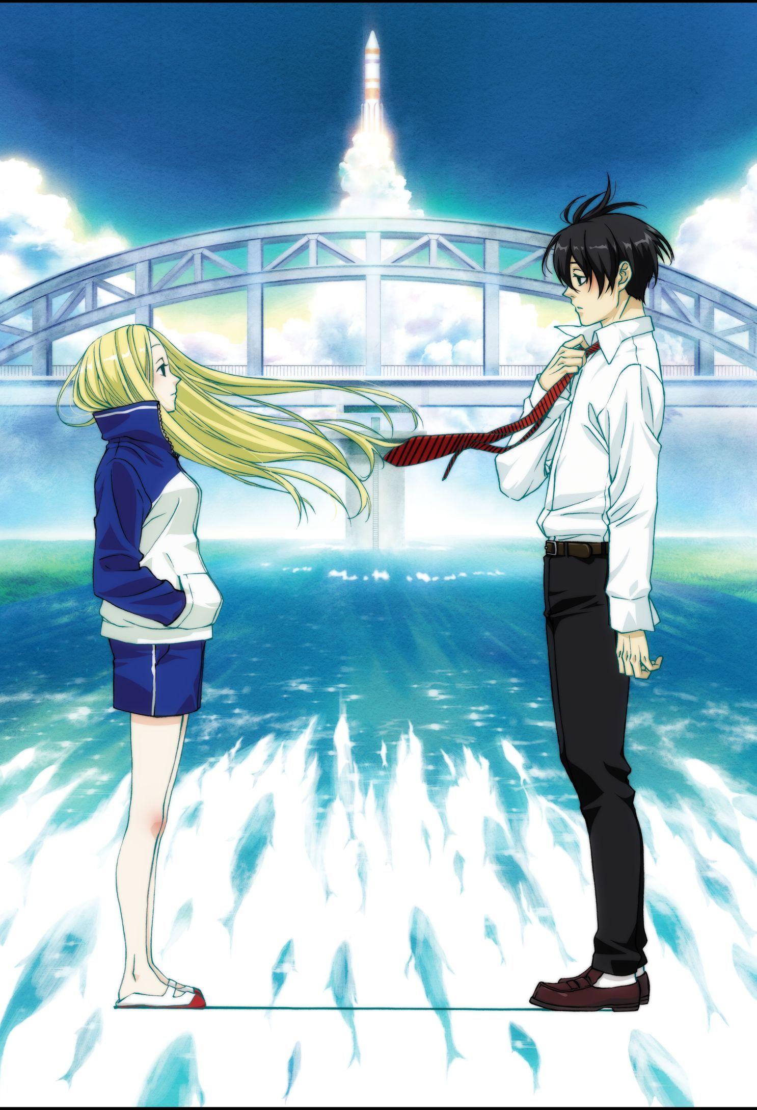 Arakawa Under The Bridge 213165 Zerochan Manga Anime