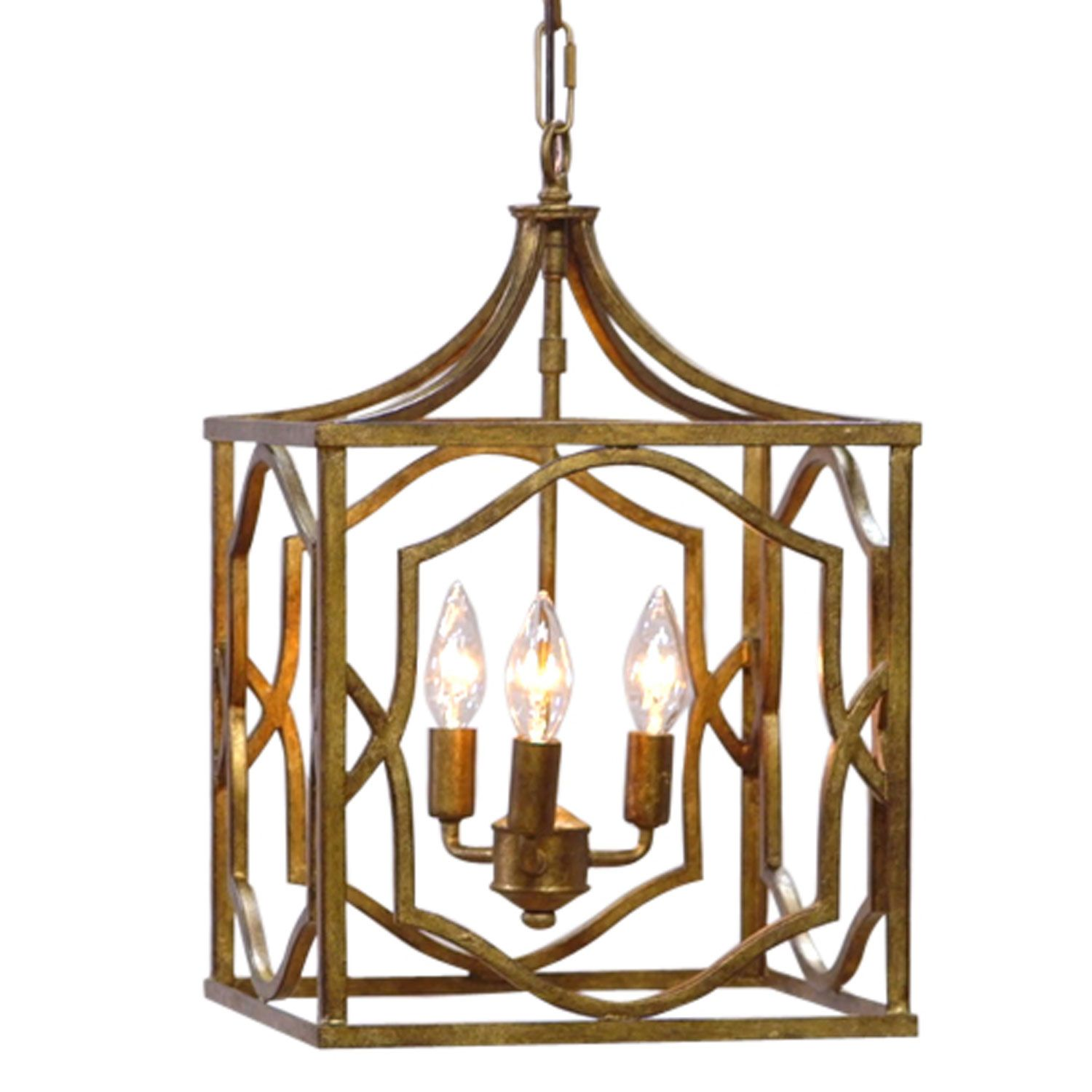 Capital Lighting Fixture Company Blakely Antique Gold Three Light Foyer Antique Gold 9481ag Foyer Lighting Fixtures Entryway Foyer Lighting Fixtures Traditional Pendant Lighting