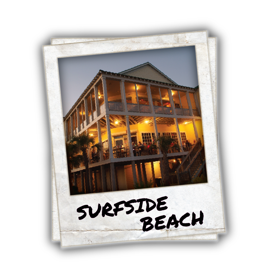 7 Locations For River City Cafe North Myrtle Beach Myrtle Beach Surfside