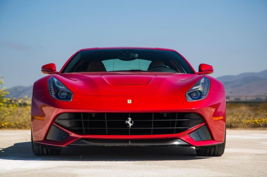 2019 Ferrari F12 Berlinetta Design Modification Efficiency And