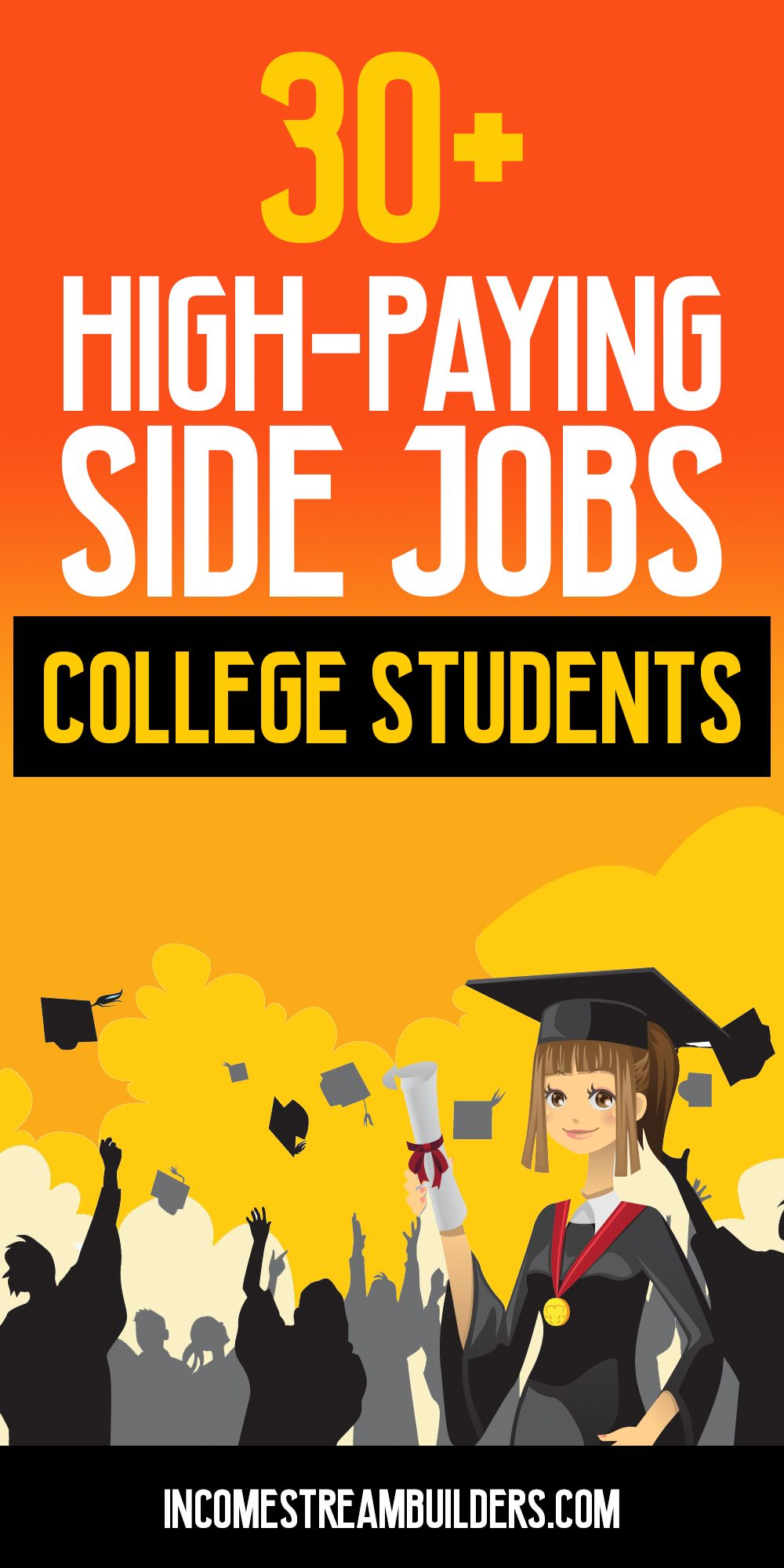 HighPaying Side Jobs for College Students in 2020 Side