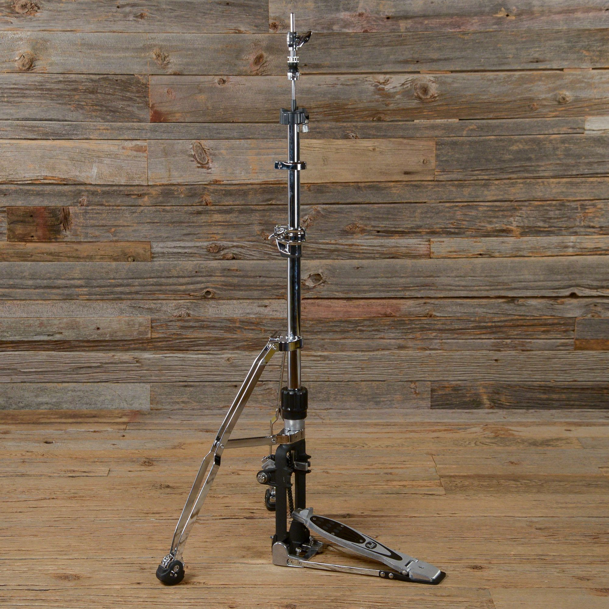 Pearl H2000 Powershifter Eliminator Hi Hat Stand Used Hat Stands Hi Hats Pearls