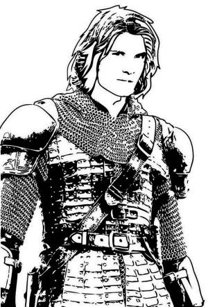 Chronicles Of Narnia Lucy Love Aslan Coloring Page Coloring Pages Narnia Chronicles Of Narnia