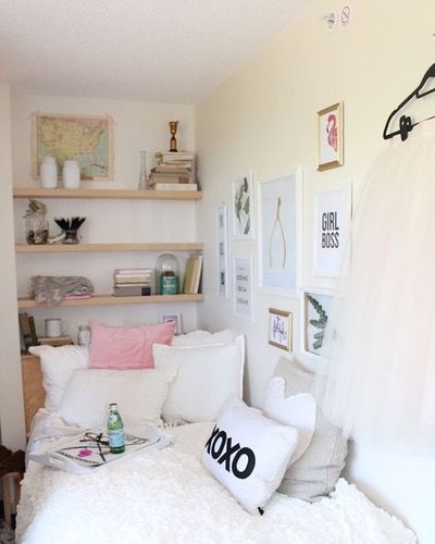 25 Small Hdb Bedrooms With Big Ideas Hipvan E Is Extremely Important Especially In A Bedroom And Wall Shelves Are Always Good Idea