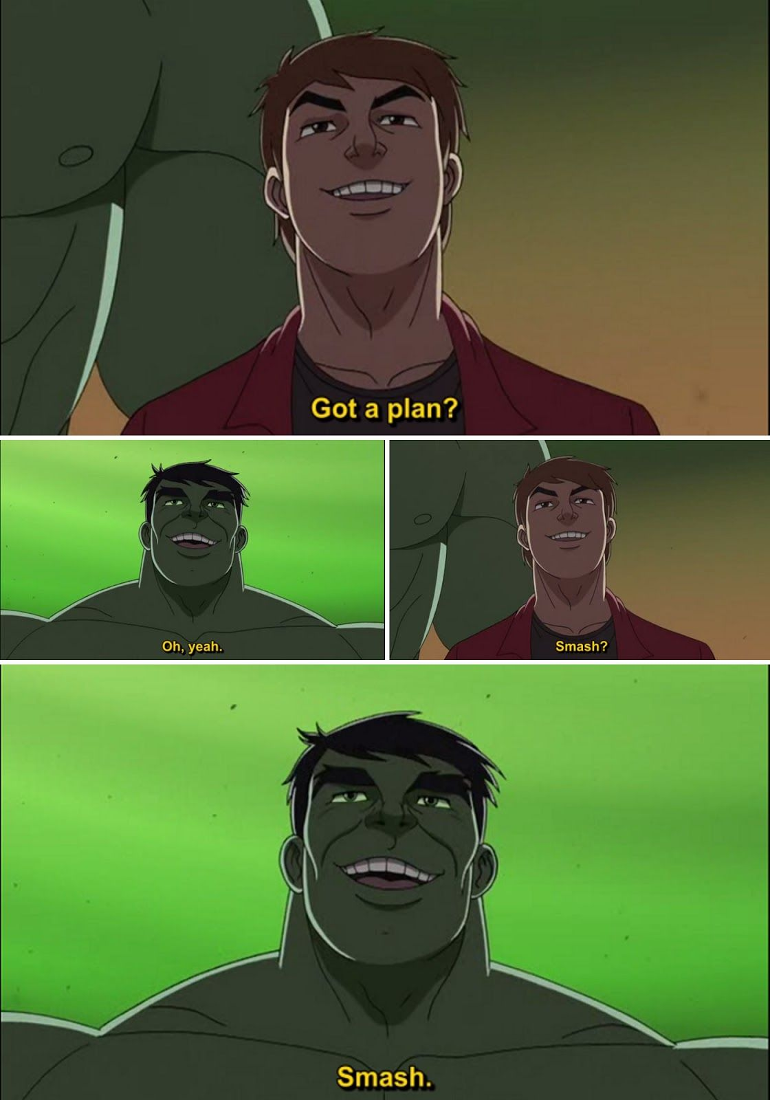 Hulk Quotes Quotes From Hulk And The Agents Of S.m.a.s.h  Marvel Tv Series