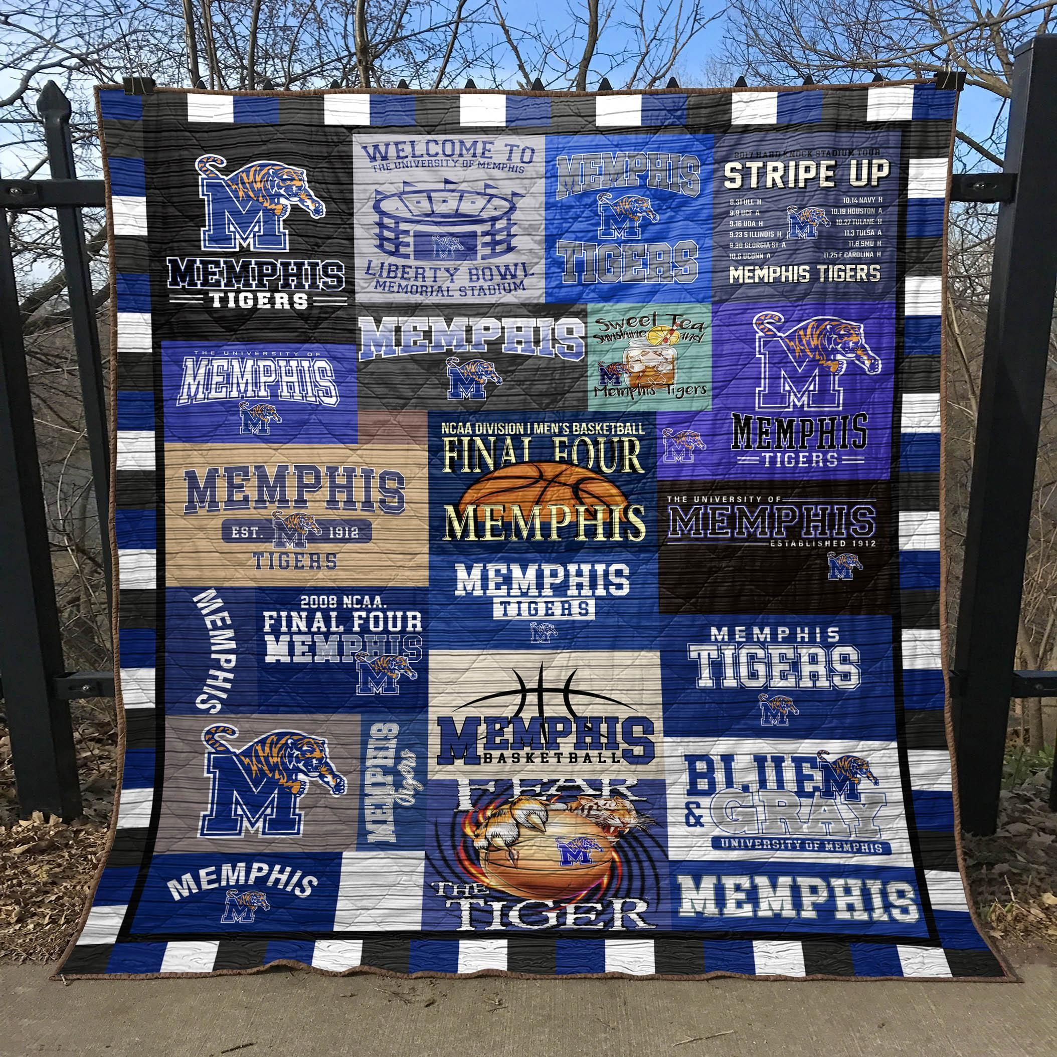 Memphis Tigers To Liberty Bowl Memorial Stadium