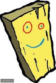 Handmade Plank Ed Edd N Eddy read Description