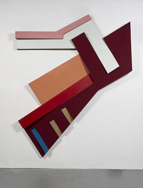 Suchowola III   Frank Stella, Suchowola III (1973)