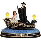 842970053163 Phanton & Christine Journey to the Lair San Francisco Music Box...Think Christmas!! 842970053163