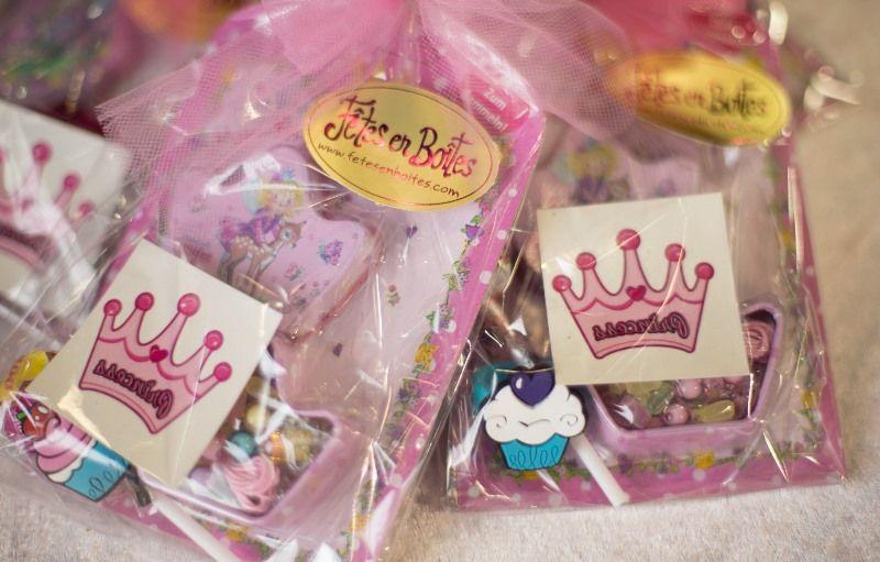 Loot bags - Sacs surprises chez Fêtes en Boîtes ! www.fetesenboites.com
