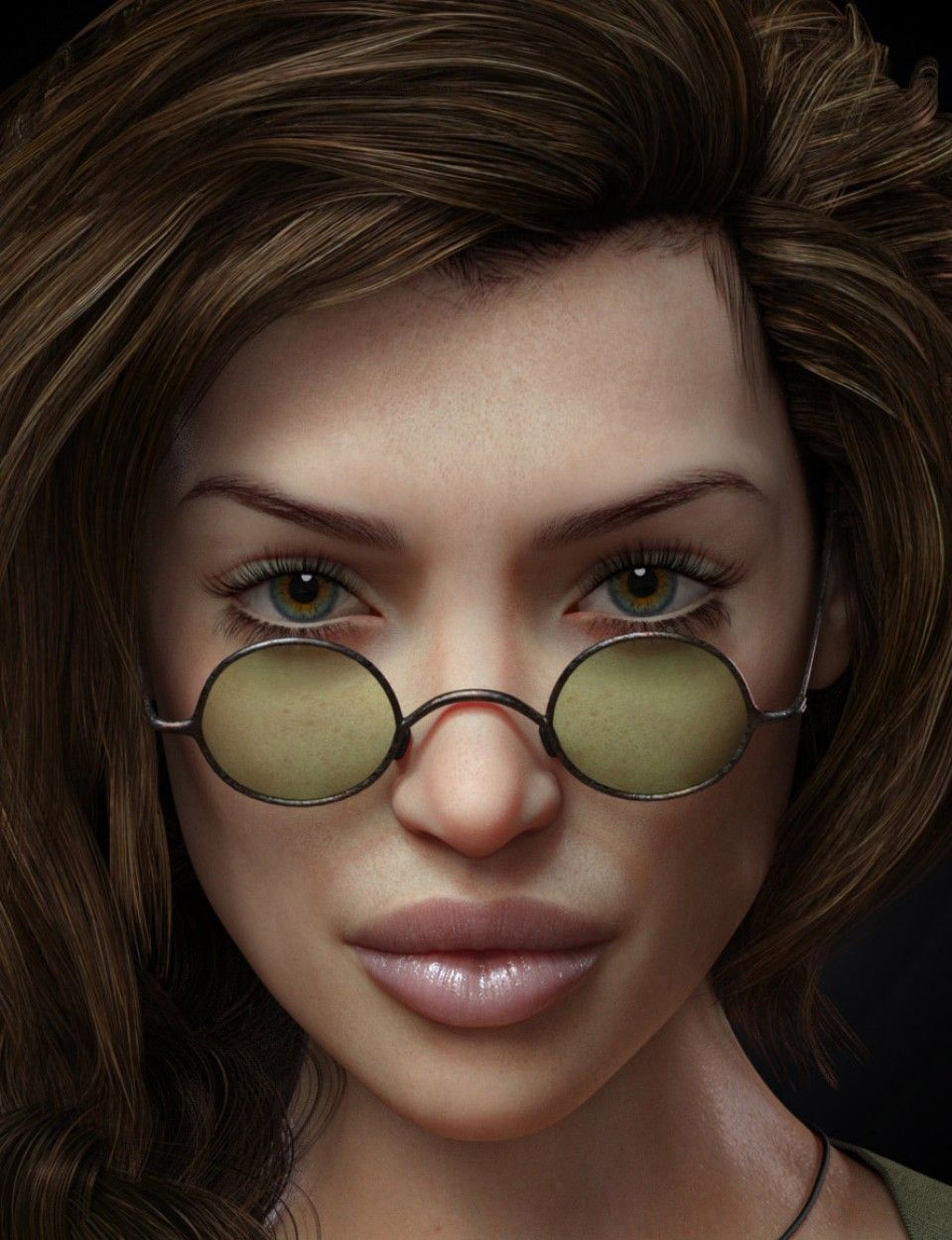Joanna for Genesis 3 and 8 Female