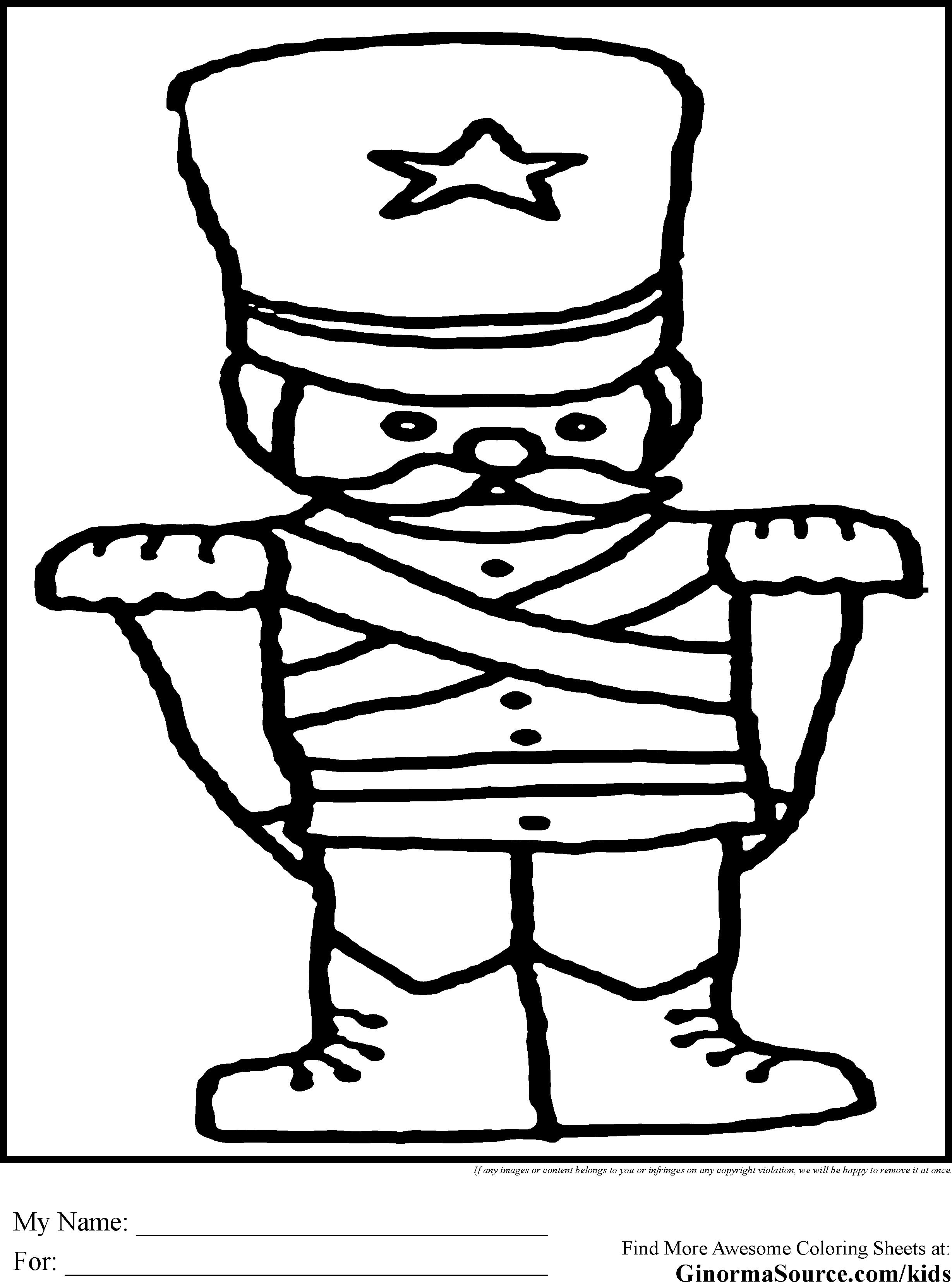 Nutcracker Coloring Sheets